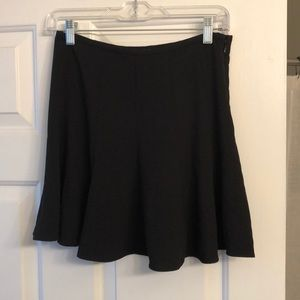 Michael Kors Black Skirt Size 2